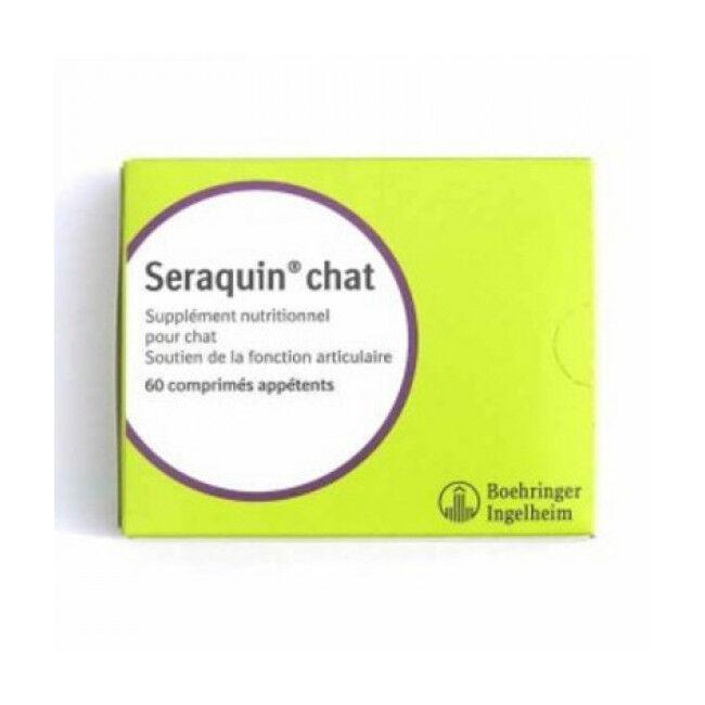 Seraquin Complément alimentaire spécial articulations pour chat Seraquin