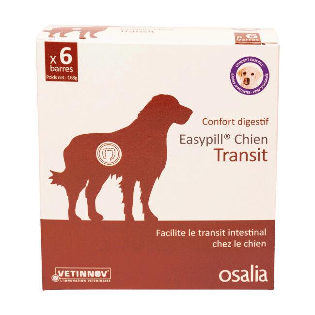 Osalia Complément alimentaire transit pour chien Easypill