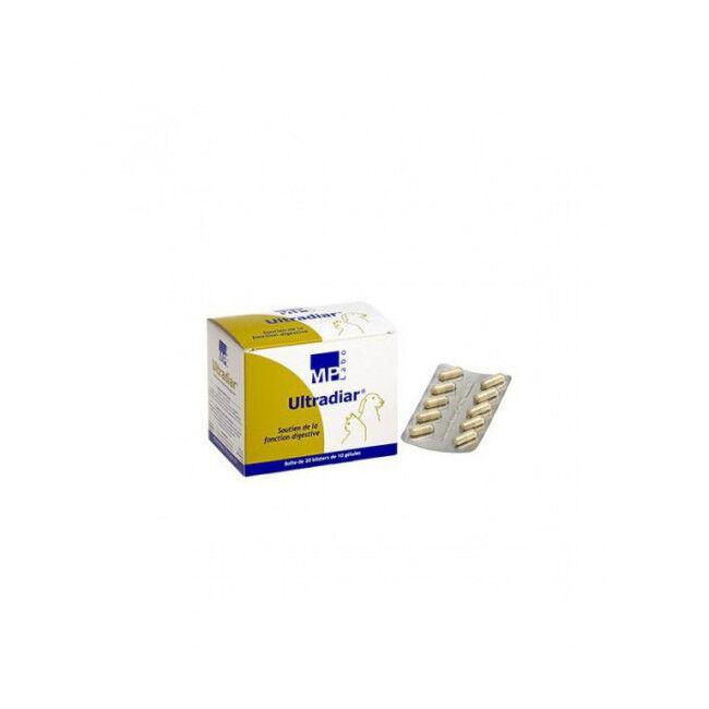 MP Labo Complément alimentaire Ultradiar soutien de la fonction digestive pour chien et chat MP Labo Boîte de 200 comprimés