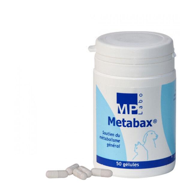 MP Labo Complément alimentaire Metabax pour stimulation appétit du chien et chat