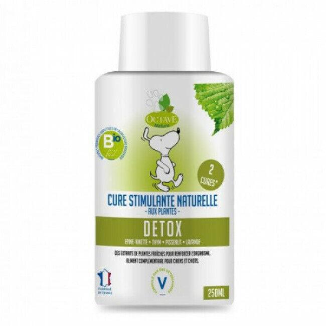 Octave Nature Cure détox bio 250 ml (DLUO 6 mois)
