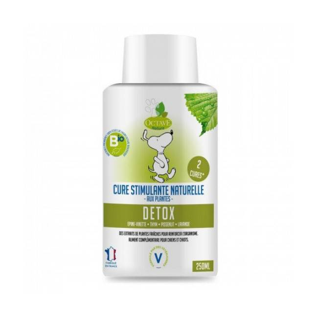 Octave Nature Cure détox bio 500 ml