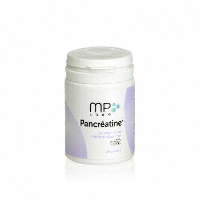 MP Labo Complément alimentaire digestion Pancreatine pour chien et chat