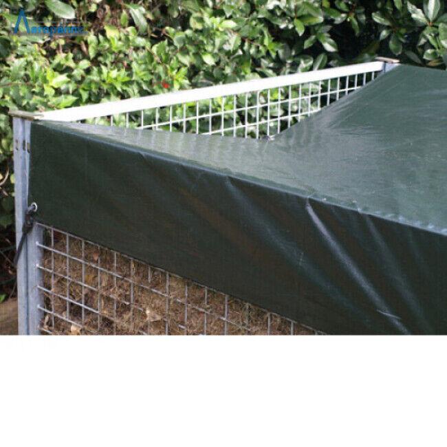Kerbl Bâche de rechange 2m x 3m pour composteur de grand volume Aéropanne ™ 4500