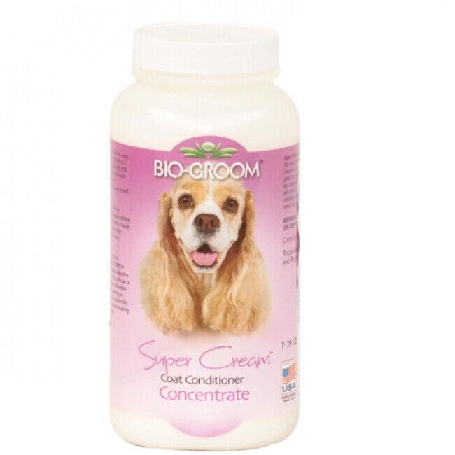 Bio Groom Conditionneur super cream pelage pour chien et chat