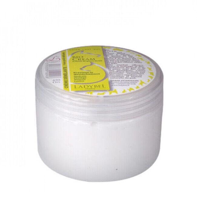 Ladybel Crème démêlante Bio Cream pour le dessèchement du poil