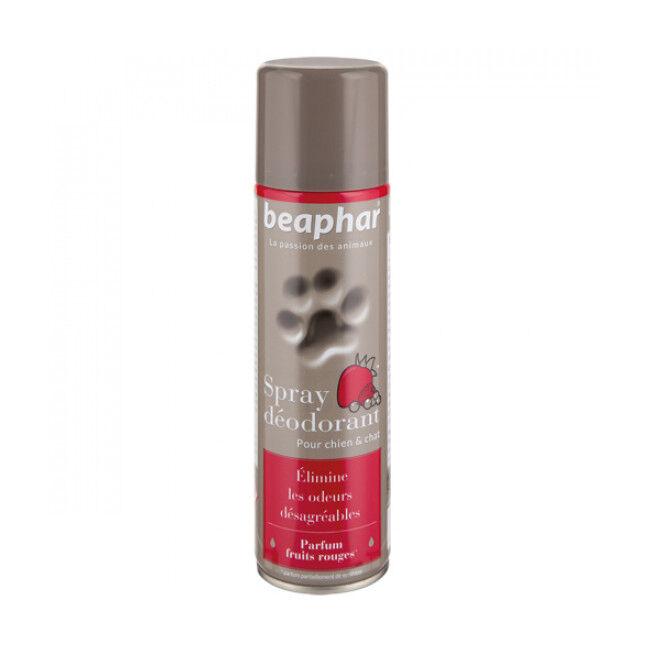 Beaphar Déodorant fraîcheur printemps pour chien et chat