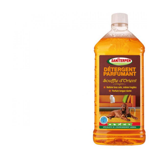 Saniterpen Désinfectant parfumant Saniterpen 1 litre Souffle d'Orient