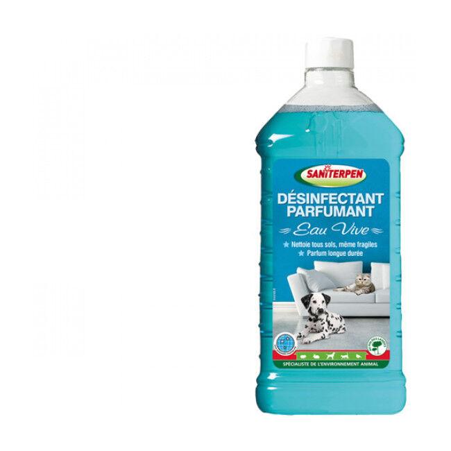 Saniterpen Désinfectant parfumant Saniterpen 1 litre Eau Vive