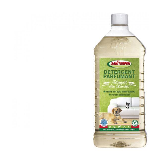 Saniterpen Désinfectant parfumant Saniterpen 1 litre Bouquet des Landes