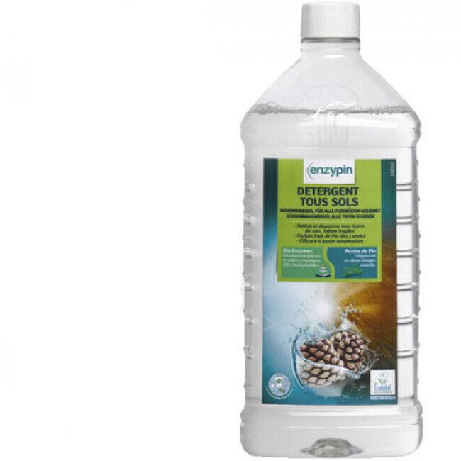 Le VRAI Professionnel Détergent sol Enzypin naturel pour l'environnement animal 5 litres