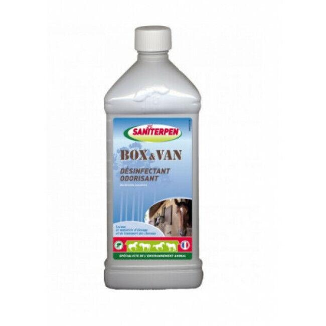 Saniterpen Désinfectant odorisant Box & Van Saniterpen 1 litre