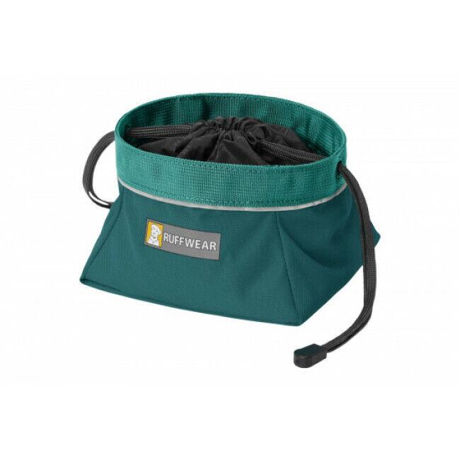 Ruffwear Ecuelle de voyage Quencher Cinch Top Ruffwear - Taille M (1 litre)