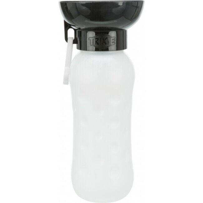 Trixie Gourde avec écuelle en plastique pour chien Trixie - 0,55 litres