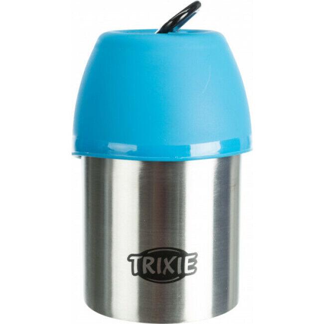 Trixie Gourde avec écuelle pour chien Trixie - 0,3 litres
