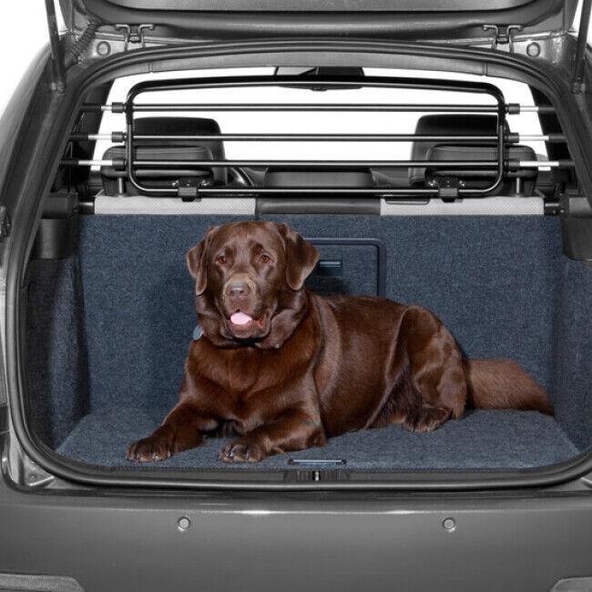 Kleinmetall Grille de séparation pour voiture Roamaster Deluxe pour chien