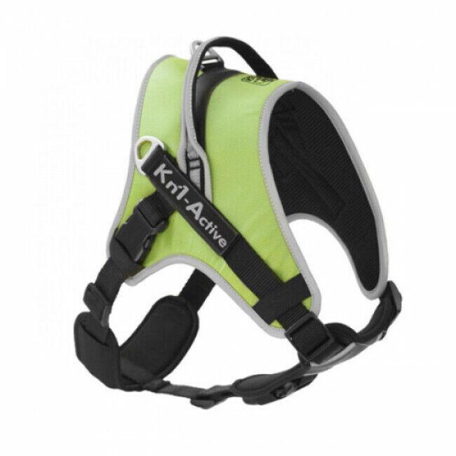 Kn'1® Harnais Kn'1 Active Start pour chien actif T1 Vert