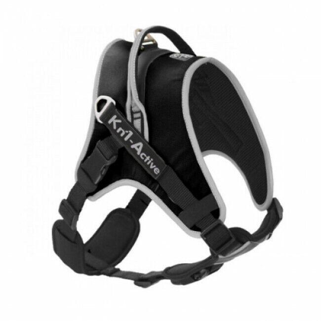Kn'1® Harnais Kn'1 Active Start pour chien actif T2 Noir