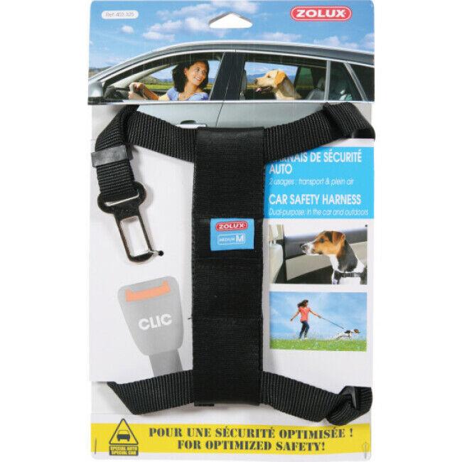 Zolux Harnais sécurité auto pour chien Taille M