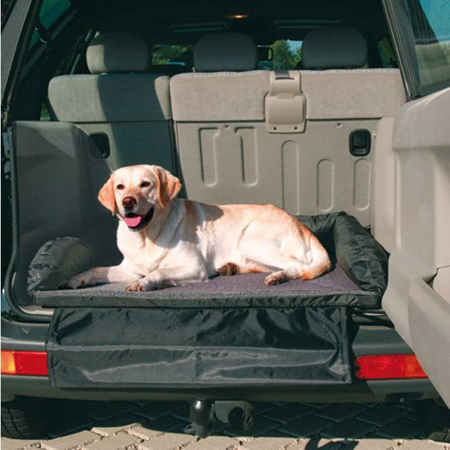 Trixie Housse Carbed pour protection coffre de voiture et coussin pour chien