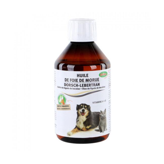 Bubimex Huile de foie de morue 500 ml (DLUO 6 mois)