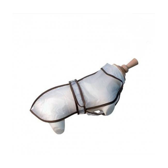 Chadog Imperméable transparent pour chien T 68 cm