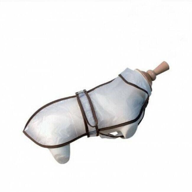 Chadog Imperméable transparent pour chien T 61 cm