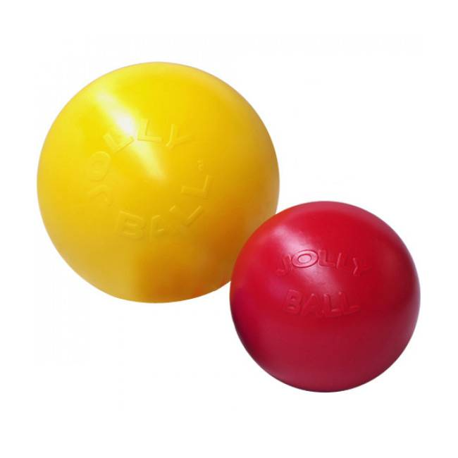 Polytrans Jolly Ball Push-N-Play jeu de boule pour chien T2 Ø 25.5 cm