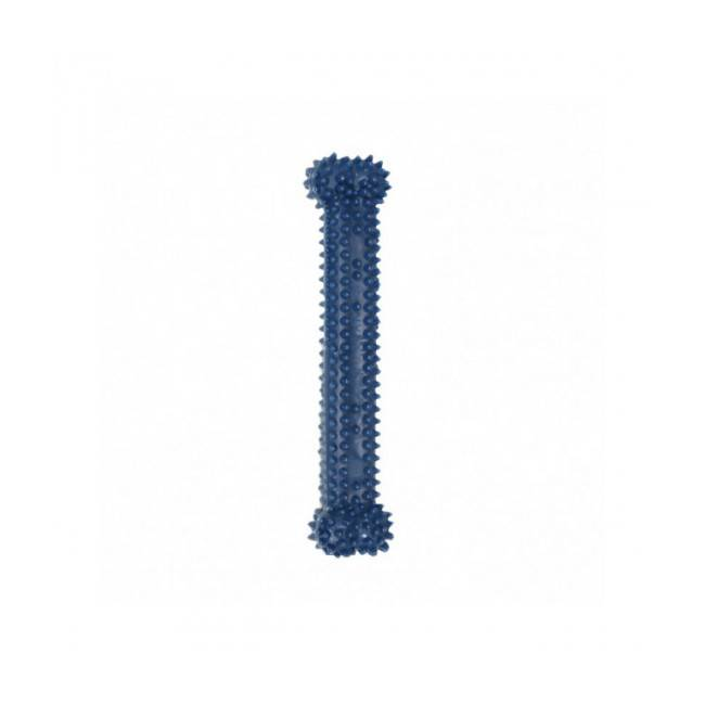 Nylabone Jouet à mâcher pour chien Dental Chew Nylabone Bleu Taille L 20,5 cm