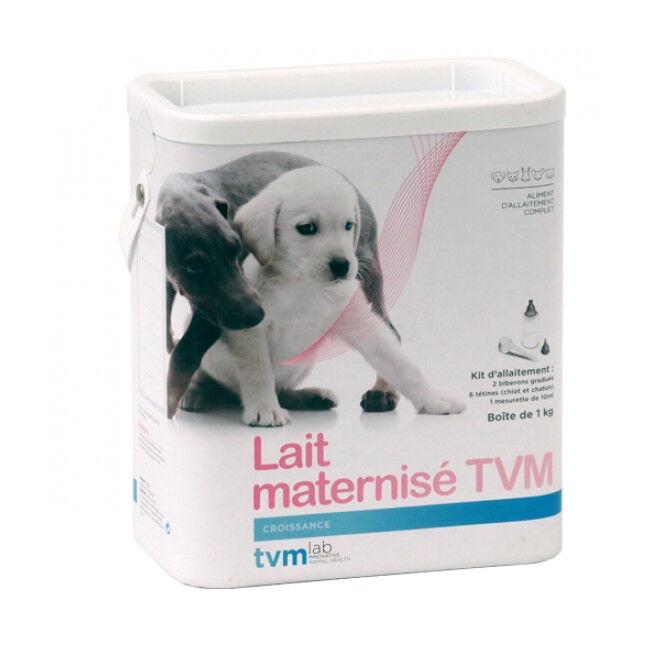 TVM Lait maternisé TVM pour chiot et chaton 1Kg