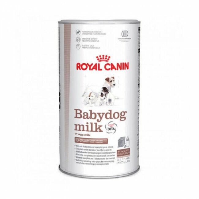 Royal Canin Lait maternisé pour chiot Royal Canin Babydog Milk Boîte 2 kg (DLUO 6 mois)