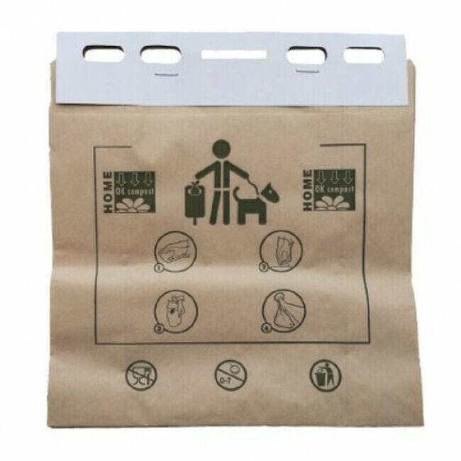 Animo Liasse papier 100% BIO - Carton de 20 liasses de 50 sacs
