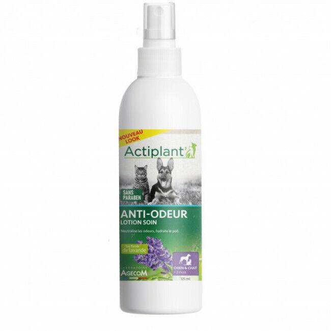 Agecom Lotion anti odeur pour chien et chat Essentiel Agecom flacon 125 ml