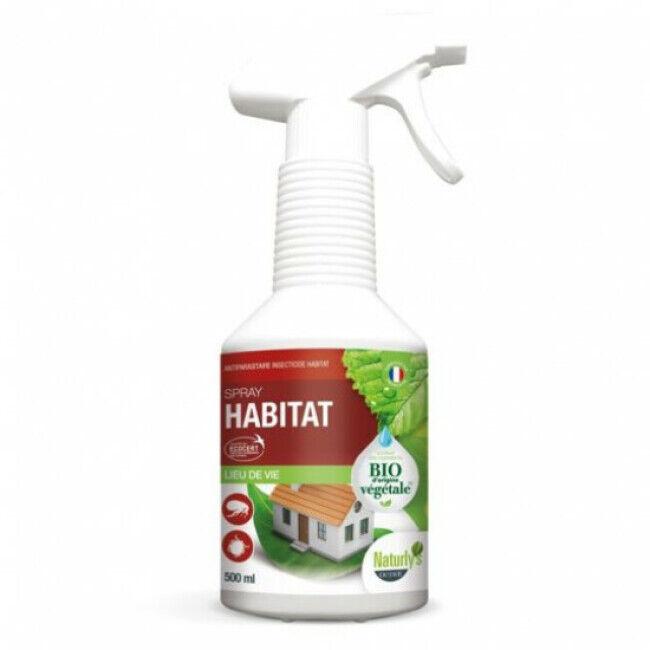 Naturlys Lotion insecticide bio pour l'habitat Naturlys Spray 500 ml