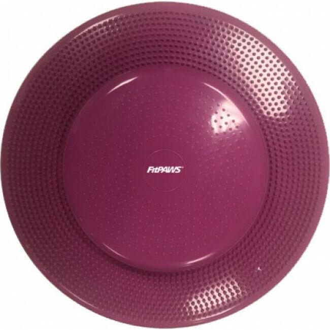 FitPaws Matériel de travail de l'équilibre pour chien FitPaws Disque Balance 56 cm violet