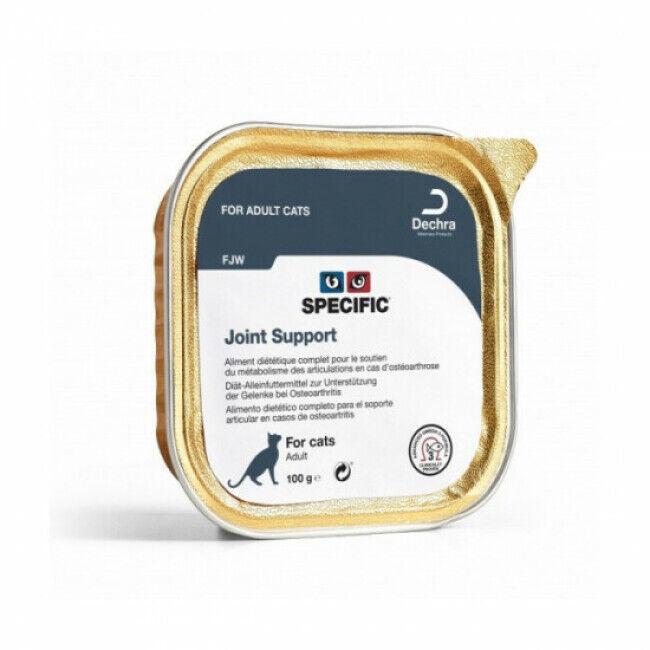 Specific Pâtée pour chat FJW Joint Support Specific 7 barquettes de 100 g
