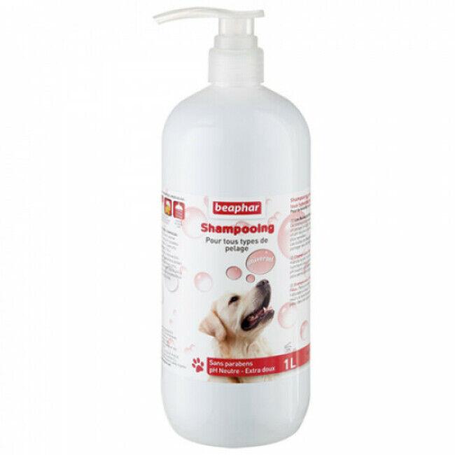 Beaphar Shampoing revitalisant Beaphar pour chien et chat 1 litre