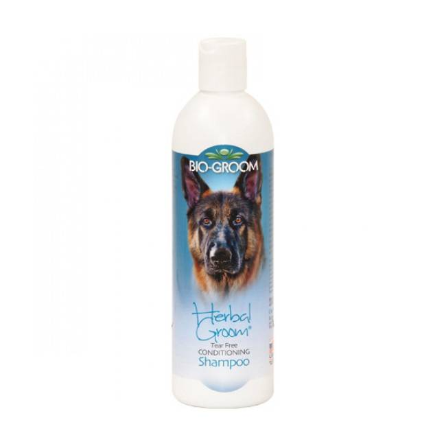 Bio Groom Shampoing Bio Groom Herbal Groom pour pelage chien et chat (DLUO 6 mois)