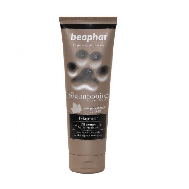 Beaphar Shampoing colorant pelage noir Empreinte de Béaphar pour chien