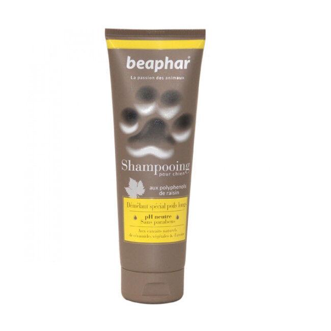 Beaphar Shampoing démêlant 2 en 1 poils longs Empreinte de Béaphar pour chien