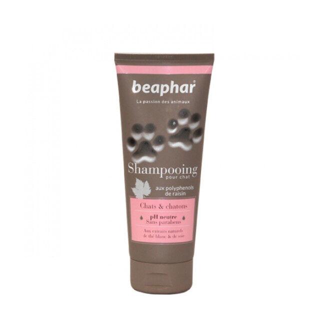 Beaphar Shampoing premium Empreinte de Béaphar pour chat et chaton
