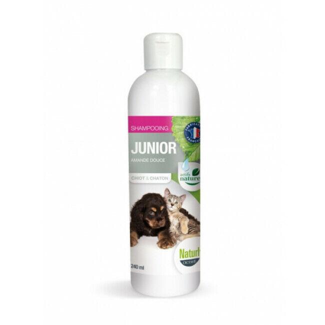Naturlys Shampoing spécial junior pour chien et chat Bio Naturlys 240 ml