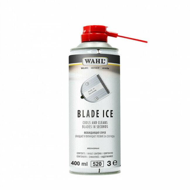 Wahl Spray 4 en 1 pour entretien des têtes de coupe Blade ice - 400 mL
