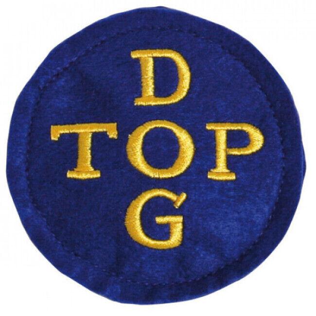 Difac Squeaker sonore de poche pour chien Top Dog diam 7.5 cm