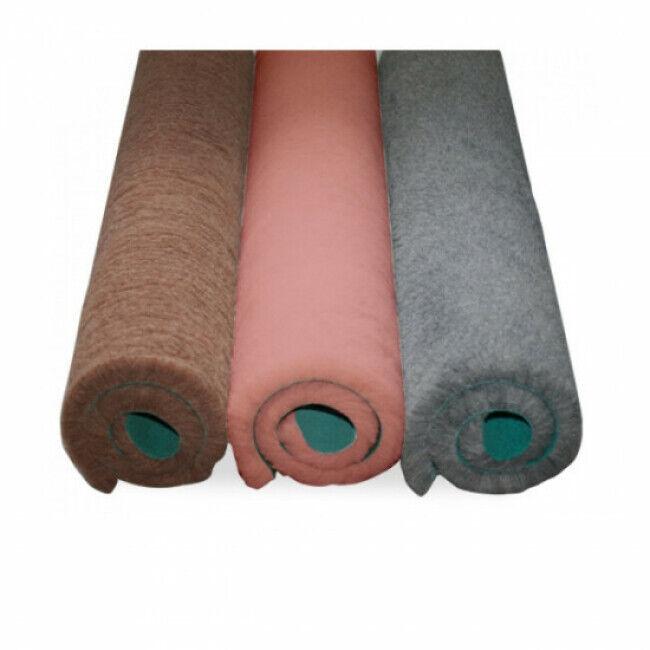 POLYvetBED ® Tapis éleveur POLYvetBED ® Marron 5 m x 1.50 m