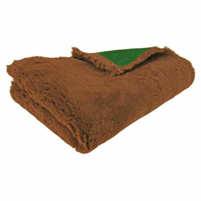 POLYvetBED ® Tapis éleveur POLYvetBED ® Marron 0.50 m x 0.75 m