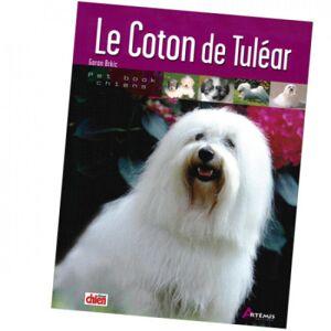 """Artemis Livre """"Coton du Tulear"""" Collection Pet Book - Publicité"""