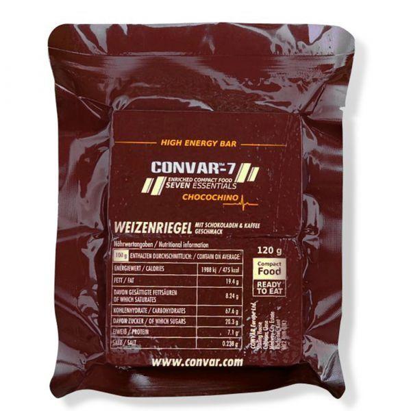 Convar-7 Barre énergétique Chocochino 108 pièces