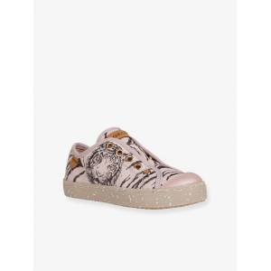 Geox Baskets fille Kilwi WWF GEOX® rose clair