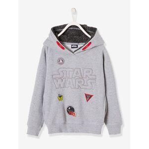 Star Wars Sweat à capuche Star Wars® en molleton gris chiné